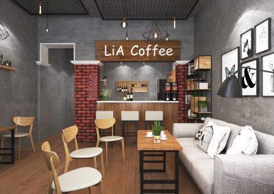 BST KHÔNG GIAN NỘI THẤT COFFEE: BST#CF LIA