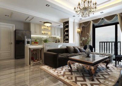 THIẾT KẾ VINHOMES GOLDEN RIVER-MS: A1#37-09